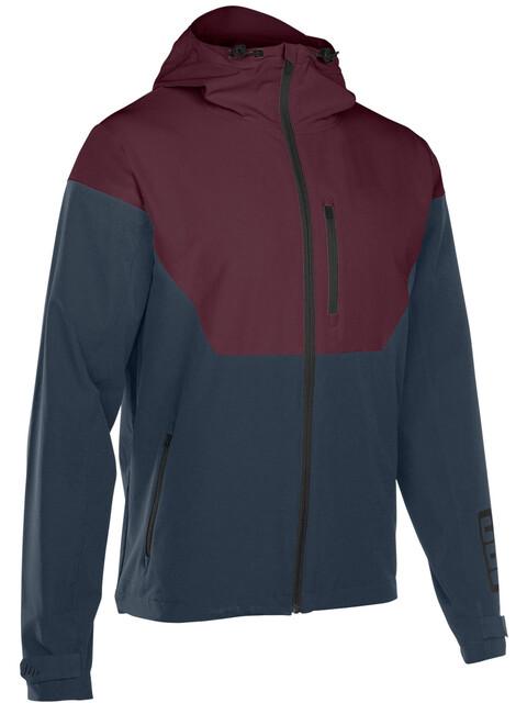 ION Shelter Softshell Jacket Men blue nights